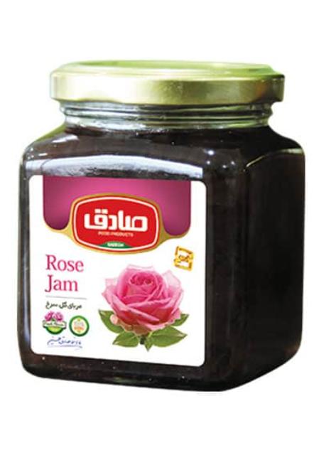 Dżem różany