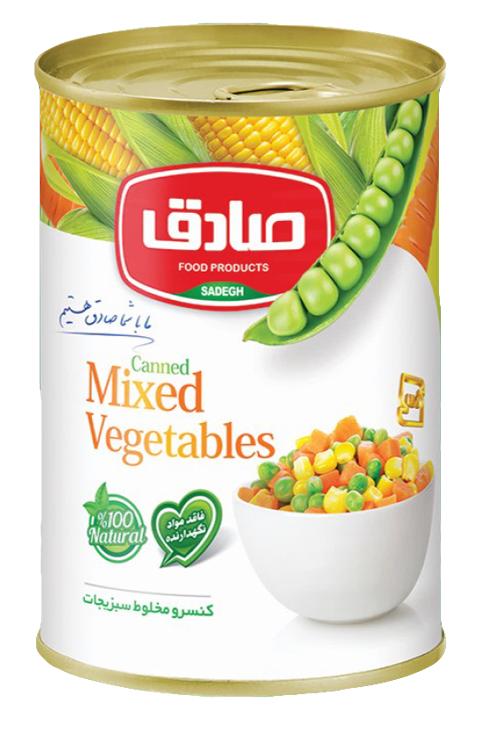 Mix warzywny