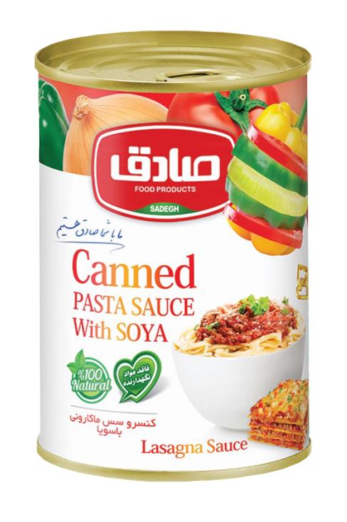 Sos pomidorowy z soją